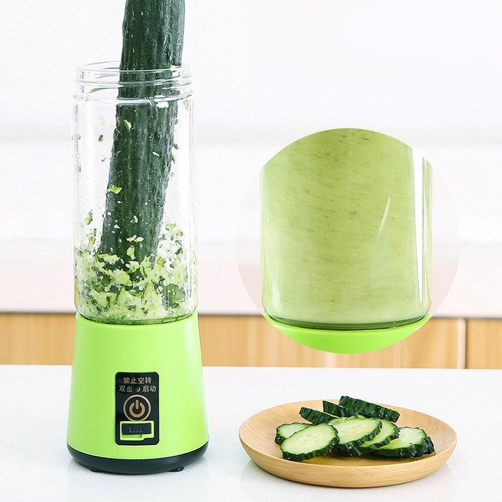 Portable Usb Electric Fruit Juicer Blender Highway
